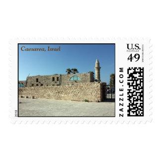 Caesarea, Israel Postage