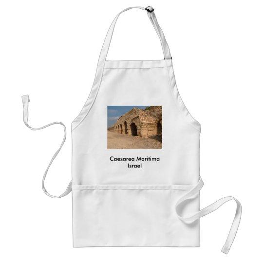 Caesarea Maritima - Israel Adult Apron