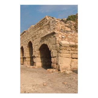 Caesarea Maritima - Israel Stationery Paper