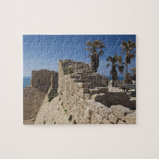 Caesarea ruins of port built by Herod the Great 3 Puzzles