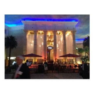 Caesar's Atlantic City Grand Lobby Postcards