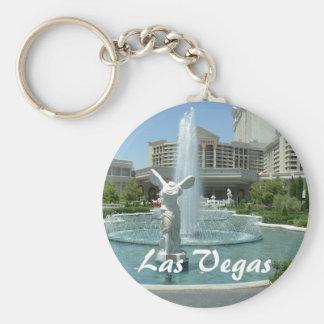Caesars Palace Las Vegas Llavero Redondo Tipo Pin