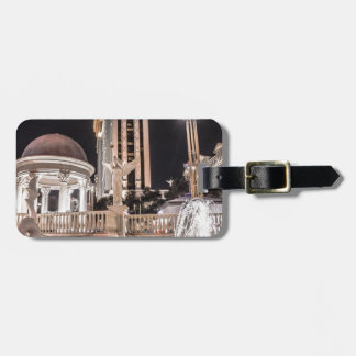 Caesar's Palace Las Vegas Nevada Hotel City Luggage Tag