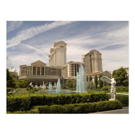 Caesars Palace Las Vegas Photo Postcard