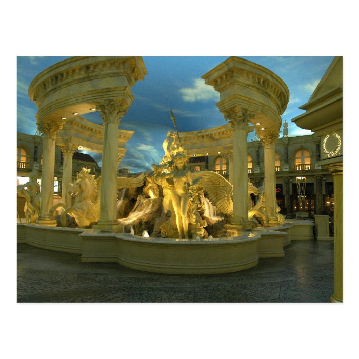 Caesars Palace Postcard