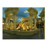 Caesars Palace Tarjeta Postal