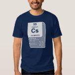 Caesium (Cs) T-Shirt