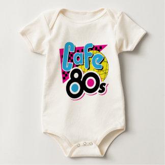 Cafe 80s baby bodysuit