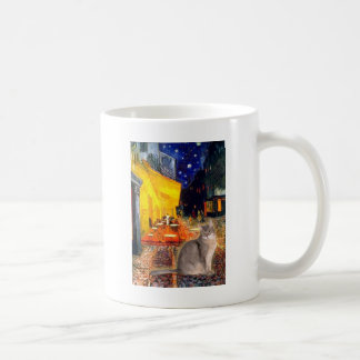 Cafe - Abyssinian (blue 21) Coffee Mug