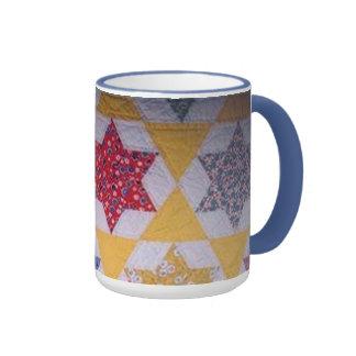Café acolchado taza