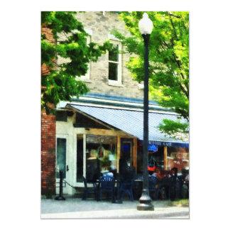 Cafe Albany NY Card
