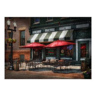 Cafe - Albany NY - Mc Geary s Pub Personalized Invitations