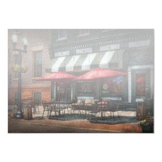 Cafe - Albany, NY - Mc Geary's Pub 5x7 Paper Invitation Card