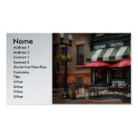 Cafe - Albany, NY - Mc Geary's Pub Double-Sided Standard Business Cards (Pack Of 100)