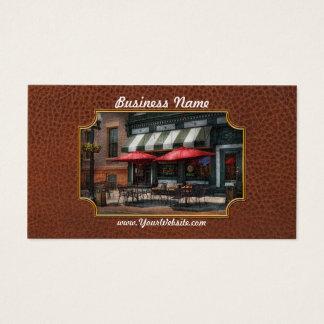 Cafe - Albany, NY - Mc Geary's Pub Business Card