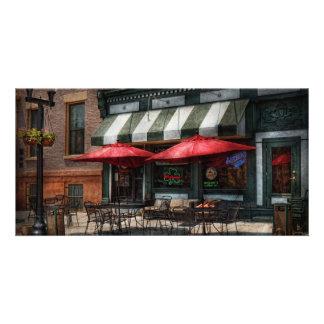 Cafe - Albany, NY - Mc Geary's Pub Personalized Photo Card