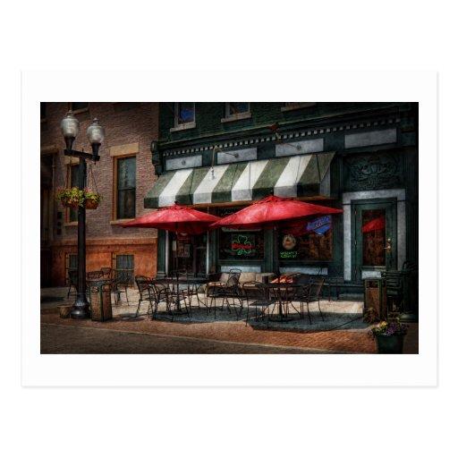 Cafe - Albany, NY - Mc Geary's Pub Postcard