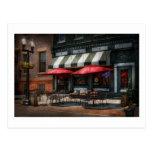 Café - Albany, NY - Pub de Mc Geary Postal