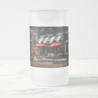 Café - Albany, NY - Pub de Mc Geary Taza Cristal Mate