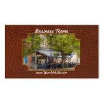 Cafe - Albany, NY - Victory Cafe Business Card