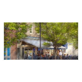 Cafe - Albany, NY - Victory Cafe Photo Card