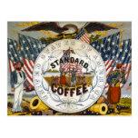 Café americano postal