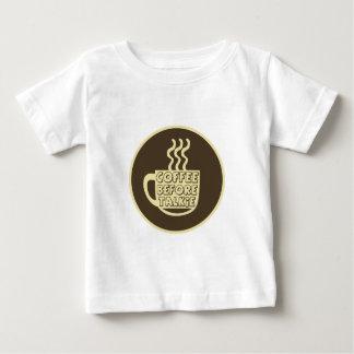 Café antes de la película hablada, camisa del