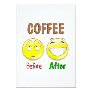Café antes después comunicados