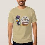 Café asombroso - la camiseta de los hombres de los remera