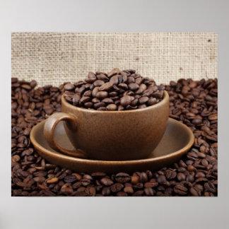 Café asombroso impresiones