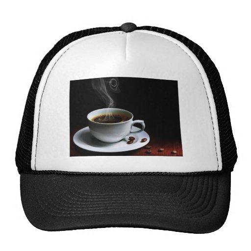 Café asombroso photo-1 gorros bordados