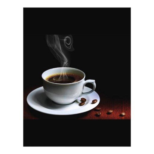 Café asombroso photo-1 tarjetón