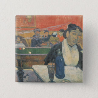 Cafe at Arles, 1888 Button