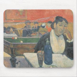 Cafe at Arles, 1888 Mouse Pad