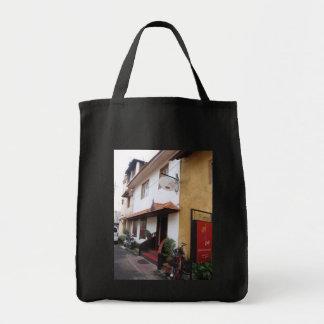 Café at Kochi Grocery Tote Bag