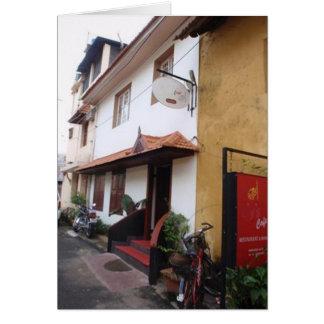Café at Kochi Card