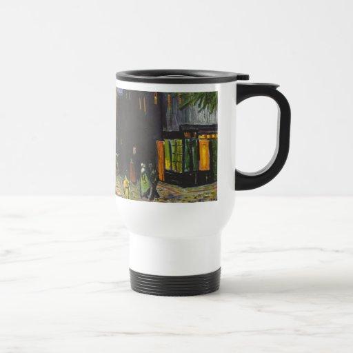 Cafe at Night by Vincent Van Gogh Coffee Mug