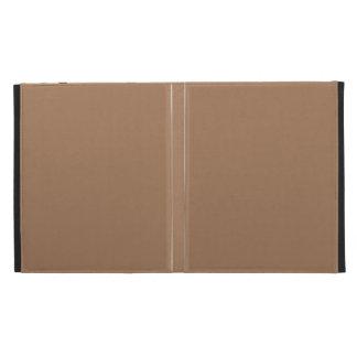 Cafe au Lait iPad Folio Cases