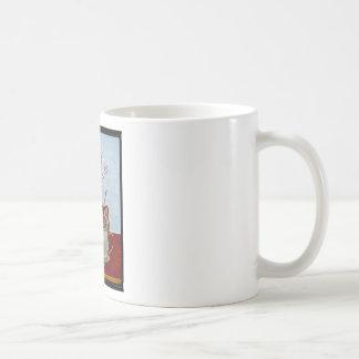 Cafe au Lait Coffee Mug