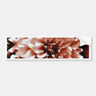 Cafe au Lait coffee toned Bumper Sticker
