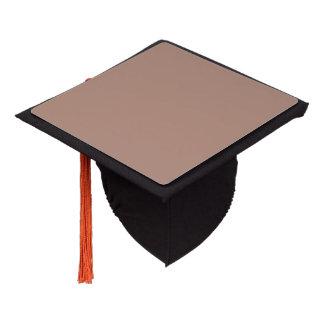 Cafe au Lait Graduation Cap Topper