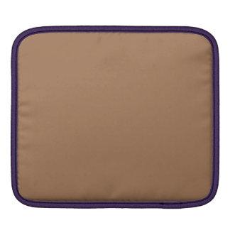 Cafe au Lait iPad Sleeve