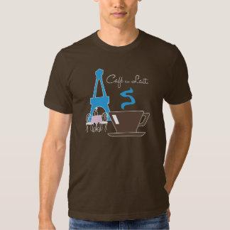 Café au Lait Men's Dark Shirt
