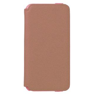 Cafe au Lait Star Dust iPhone 6/6s Wallet Case