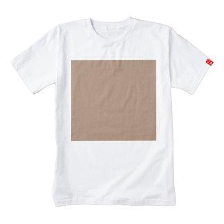 Cafe au Lait Star Dust Zazzle HEART T-Shirt