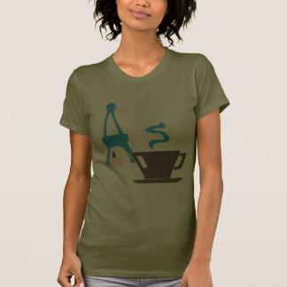 Café au Lait Women's Dark Shirt