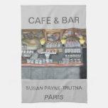 CAFE & BAR  PARIS TOWEL