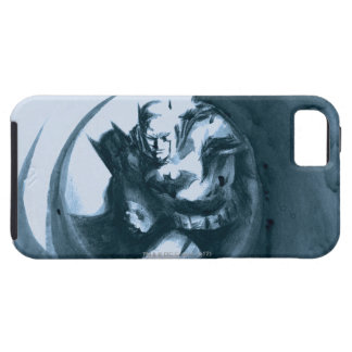 Café Batman Funda Para iPhone SE/5/5s