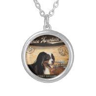 Cafe Bernese Mountain Dog Jewelry