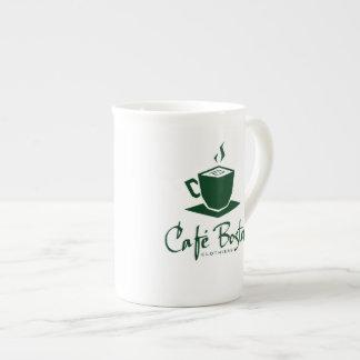 Café Boston Bone China Tea Cup